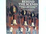 Portada de BEHIND THE SCENES. DOMESTIC ARRANGEMENTS IN HISTORIC HOUSES