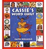 Portada de CASSIE'S WORD QUILT BY FAITH RINGGOLD (2010-01-01)