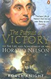 Portada de [THE PURSUIT OF VICTORY: THE LIFE AND ACHIEVEMENT OF HORATIO NELSON] (BY: ROGER KNIGHT) [PUBLISHED: JUNE, 2006]