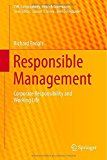 Portada de RESPONSIBLE MANAGEMENT: CORPORATE RESPONSIBILITY AND WORKING LIFE (CSR, SUSTAINABILITY, ETHICS & GOVERNANCE) BY RICHARD ENNALS (24-JUN-2014) HARDCOVER