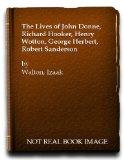 Portada de THE LIVES OF JOHN DONNE, SIR HENRY WOTTON, RICHARD HOOKER, GEORGE HERBERT AND ROBERT SANDERSON. WORLDS CLASSICS NO. 303