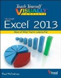 Portada de TEACH YOURSELF VISUALLY COMPLETE EXCEL 1ST BY MCFEDRIES, PAUL (2013) PAPERBACK