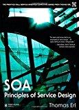 Portada de SOA: PRINCIPLES OF SERVICE DESIGN BY THOMAS ERL (2007-07-28)