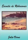 Portada de ESCUELA DE ROBINSONES