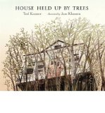 Portada de [(HOUSE HELD UP BY TREES)] [AUTHOR: TED KOOSER] PUBLISHED ON (MAY, 2012)