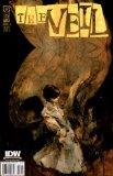 Portada de THE VEIL ISSUE 2 COVER B AUGUST 2009