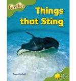Portada de [( OXFORD READING TREE: STAGE 7: FIREFLIES: THINGS THAT STING )] [BY: BRIAN BIRCHALL] [SEP-2008]