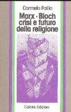 Portada de MARX - BLOCK: CRISI E FUTURO DELLA RELIGIONE