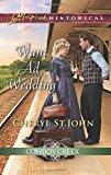 Portada de WANT AD WEDDING (COWBOY CREEK) BY CHERYL ST.JOHN (2016-04-05)