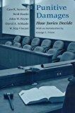 Portada de [(PUNITIVE DAMAGES : HOW JURIES DECIDE)] [BY (AUTHOR) CASS R. SUNSTEIN ] PUBLISHED ON (SEPTEMBER, 2003)
