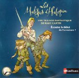 Portada de LES MALÉFICES D'HALEQUIN - CD AUDIO PROMOTIONNEL NATHAN/TÉLIBRIS - 203834