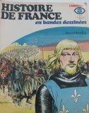 Portada de HISTOIRE DE FRANCE EN BANDES DESSINÉES N°5:LES CROISADES