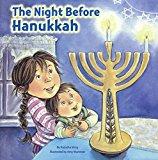 Portada de THE NIGHT BEFORE HANUKKAH BY NATASHA WING (2014-10-02)