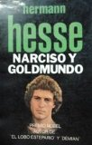 Portada de NARCISO Y GOLDMUNDO
