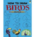 Portada de [( HOW TO DRAW BIRDS )] [BY: JOHN GREEN] [APR-2009]