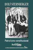 Portada de PATRIOTISMO CONSTITUCIONAL