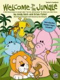"""Portada de [(WELCOME TO THE JUNGLE: A MINI-MUSICAL BASED ON AESOP'S FABLE """"THE LION AND THE MOUSE"""" FOR UNISON AND 2-PART VOICES (KIT), BOOK & CD)] [AUTHOR: BRIAN FISHER] PUBLISHED ON (APRIL, 2006)"""