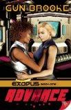 Portada de ADVANCE: EXODUS: BOOK ONE BY GUN BROOKE (15-JAN-2015) PAPERBACK