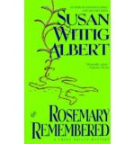 Portada de [(ROSEMARY REMEMBERED)] [AUTHOR: SUSAN WITTIG ALBERT] PUBLISHED ON (AUGUST, 1996)