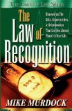 Portada de BY MURDOCK, MIKE THE LAW OF RECOGNITION (THE LAWS OF LIFE SERIES) (2001) PAPERBACK