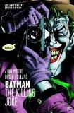 Portada de BATMAN: THE KILLING JOKE, DELUXE EDITION BY MOORE, ALAN, BOLLAND, BRIAN (2008) HARDCOVER