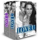 Portada de LOVE U - VOLÚMENES 3-4