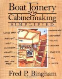 Portada de BOAT JOINERY AND CABINET MAKING SIMPLIFIED BY BINGHAM, FRED P. PUBLISHED BY INTERNATIONAL MARINE (1993)