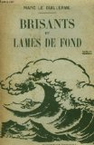 Portada de BRISANTS ET LAMES DE FOND