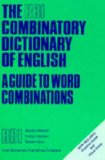 Portada de THE BBI COMBINATORY DICTIONARY OF ENGLISH: YOUR GUIDE TO COLLOCATIONS AND GRAMMAR. THIRD EDITION REVISED BY ROBERT ILSON BY MORTON BENSON (COMPILER) ۼ VISIT AMAZON'S MORTON BENSON PAGE SEARCH RESULTS FOR THIS AUTHOR MORTON BENSON (COMPILER), EVELYN BENSON (COMPILER), ROBERT F. ILSON (COMPILER, EDITOR) (19-MAR-2010) PAPERBACK