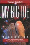 Portada de MY BIG TOE: DISCOVERY BY CAMPBELL, THOMAS W (2003) PAPERBACK