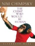 Portada de NIM CHIMPSKY: THE CHIMP WHO WOULD BE HUMAN (THORNDIKE NONFICTION) BY HESS, ELIZABETH (2008) HARDCOVER