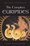 Portada de THE COMPLETE EURIPIDES: VOLUME V: MEDEA AND OTHER PLAYS (GREEK TRAGEDY IN NEW TRANSLATIONS) 1ST EDITION BY EURIPIDES (2011) PAPERBACK
