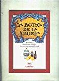 Portada de LA BOTICA DE LA ABUELA, REMEDIOS, INGREDIENTES NATURALES, TRUCOS Y