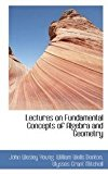 Portada de LECTURES ON FUNDAMENTAL CONCEPTS OF ALGEBRA AND GEOMETRY BY JOHN WESLEY YOUNG (2009-01-28)