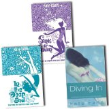 Portada de KATE CANN TRILOGY COLLECTION 3 BOOKS SET PACK NEW RRP: £20.97 (DIVING IN, IN THE DEEP END, SINK OR SWIM)