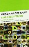 Portada de CANCIONES PERDIDAS / LOS CUENTOS OCULTOS: MAPAS EN UN ESPEJO. VOLUMEN V (BEST SELLER ZETA BOLSILLO) DE CARD, ORSON SCOTT (2008) TAPA BLANDA