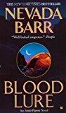 Portada de BLOOD LURE BY NEVADA BARR (FEBRUARY 05,2002)