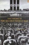 Portada de THE ORIGINS OF THE SECOND WORLD WAR BY TAYLOR, A.J.P. NEW EDITION (1991)