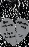 Portada de MISS LONELYHEARTS & THE DAY OF THE LOCUST BY NATHANAEL WEST PUBLISHED BY NEW DIRECTIONS (1969)