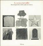 Portada de LA SOVRANA INATTUALITÀ. RICERCHE PLASTICHE IN ITALIA NEGLI ANNI SETTANTA. MILANO, PADIGLIONE D'ARTE CONTEMPORANEA, 1982