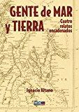 Portada de GENTE DE MAR Y TIERRA: CUATRO RELATOS ENCADENADOS