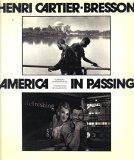 Portada de AMERICA IN PASSING BY CARTIER-BRESSON, HENRI (1996) PAPERBACK