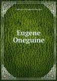 Portada de EUGENE ONEGUINE