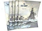 Portada de THE SEA CADET -MONTHLY -1944 (5 X ISSUES)