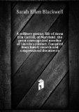 "Portada de A MILITARY GENIUS. LIFE OF ANNA ELLA CARROLL, OF MARYLAND, (""THE GREAT UNRECOGNIZED MEMBER OF LINCOLN'S CABINET."")"