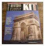 Portada de KIT DOMUS : ARCO DI TRIONFO PARIGI [ARC DE TRIOMPHE DOMUS CARDBOARD MODEL KIT]