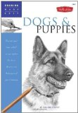 Portada de DOGS AND PUPPIES: DISCOVER YOUR INNER ARTIST AS YOU EXPLORE THE BASIC THEORIES AND TECHNIQUES OF PENCIL DRAWING (DRAWING MADE EASY) BY NOLON STACEY (2007)