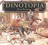 Portada de DINOTOPIA (DINOTOPIA (HARPERCOLLINS)) BY JAMES GURNEY (1998-06-19)