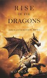Portada de RISE OF THE DRAGONS (KINGS AND SORCERERS--BOOK 1) BY MORGAN RICE (20-JAN-2015) PAPERBACK