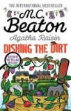 Portada de [(AGATHA RAISIN: DISHING THE DIRT)] [BY (AUTHOR) M. C. BEATON] PUBLISHED ON (APRIL, 2016)